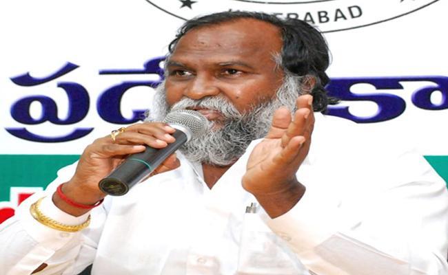 Jagga Reddy Fires On Harish Rao - Sakshi