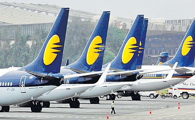90 Days Deadline For Jet Airways Solution - Sakshi