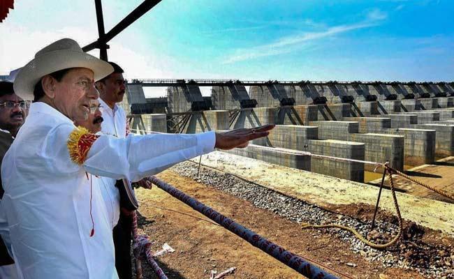 Juluri Gowri Shankar Article On Kaleshwaram Irrigation Lift Project - Sakshi