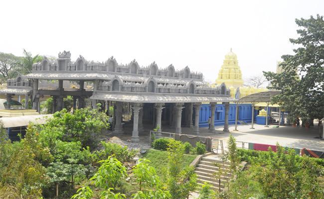Kaleshwaram Care Of Tourism - Sakshi
