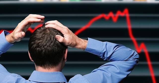 Sensex Falls Over 350 Points Nifty Near 11,750 - Sakshi