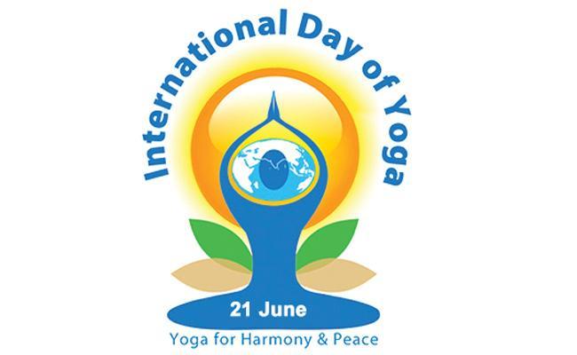 International Yoga Day Celebrations in Oman - Sakshi