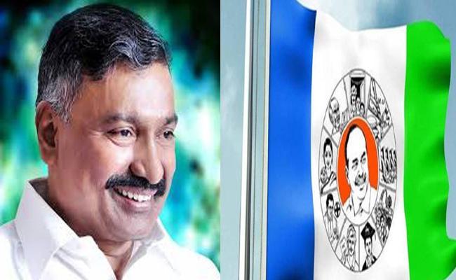 Peddi Reddy Ramachandra Reddy As The District Incharge Minister - Sakshi