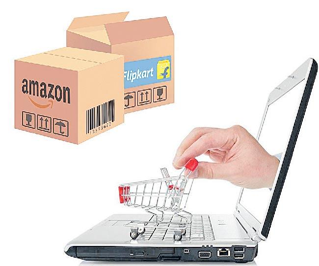 E-commerce battle moves beyond the discounts - Sakshi
