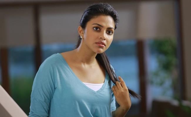 Amala Paul ABout Aadai Movie Nude Scene - Sakshi