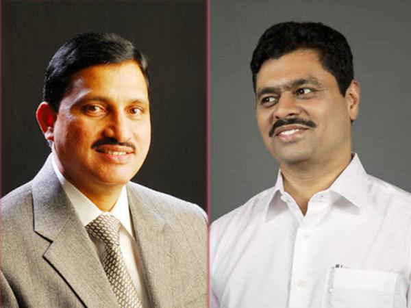 Sujana Chowdary and CM Ramesh Joined BJP with the fear of cases - Sakshi