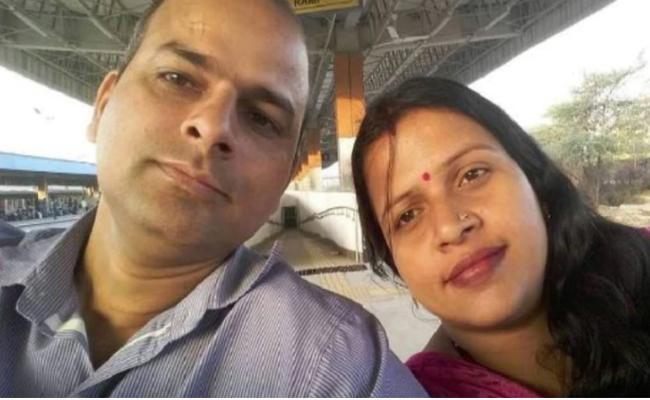 Delhi tutor Shukla slits throats of wife and three children - Sakshi