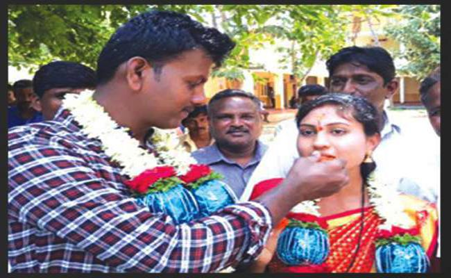 Tick Tock Users Love Marriage in Karnataka - Sakshi