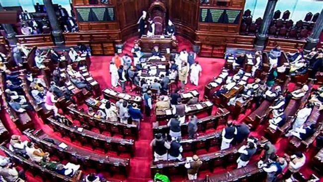 Triple talaq Bill introduced in Lok Sabha amid Opposition protest  - Sakshi