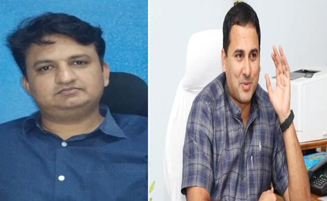 Girisha Appointed As Tirupati Commissioner - Sakshi