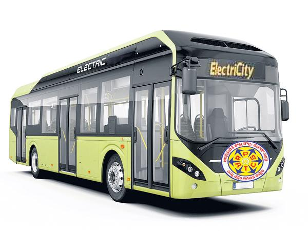 Proposals on electric buses to be ready - Sakshi