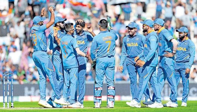 World Cup 2019 Team India Beat Afghanistan By 11 Runs - Sakshi