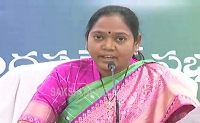 Home Minister Mekathoti Sucharita Reacts Ongole Molestation - Sakshi