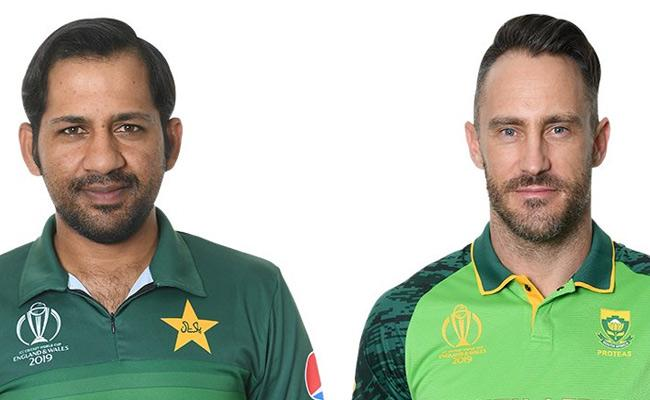 Do or die clash for Pakistan Against South Africa - Sakshi