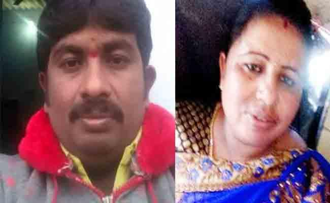 Siblings Died In Road Accident In Karnataka - Sakshi