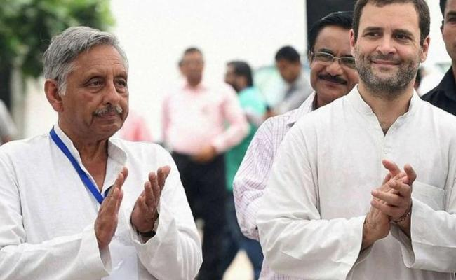 Gandhi Family Must Remain Active In Party Mani Shankar Aiyar - Sakshi