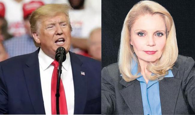 Donald Trump accused of molestation writer E Jean Carroll - Sakshi