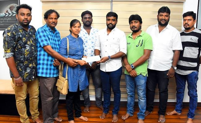 Vijay Sethupathi Helps Poor Students - Sakshi