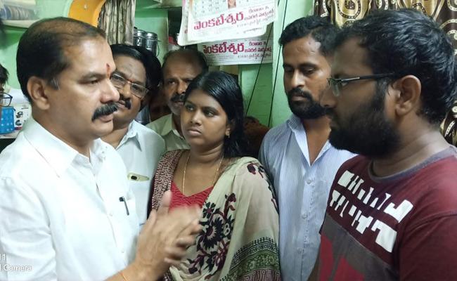 TRS MLA Wrongly Announced Portfolio of Minister Yerrabelli Dayakar Rao - Sakshi