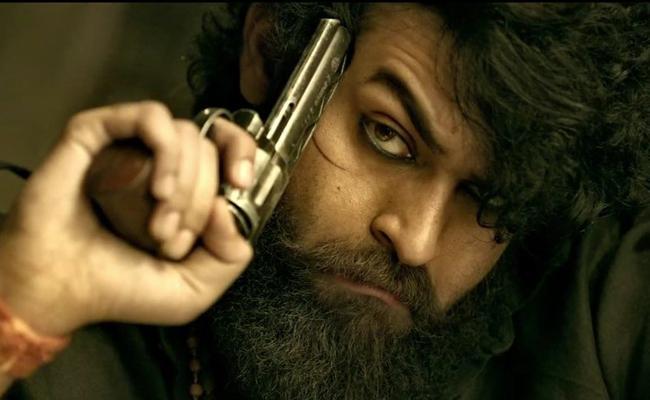 Varun Tej Valmiki Movie Pre Teaser Out - Sakshi