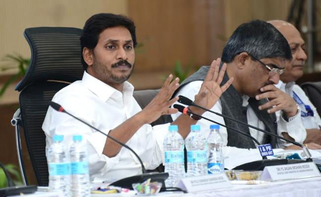 House Places Will Allocate To Poor People AP CM YS Jagan - Sakshi