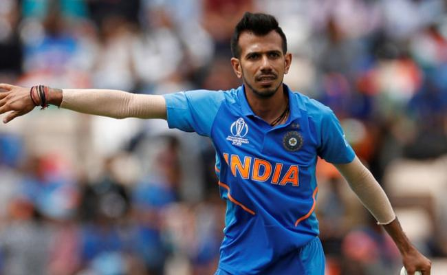 We have a plan for Andre Russell, Chahal warns West Indies - Sakshi