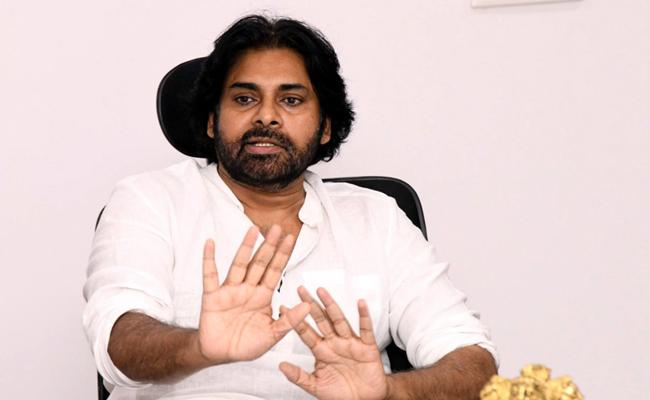 Janasena Chief Pawan Kalyan Controversial Comments - Sakshi