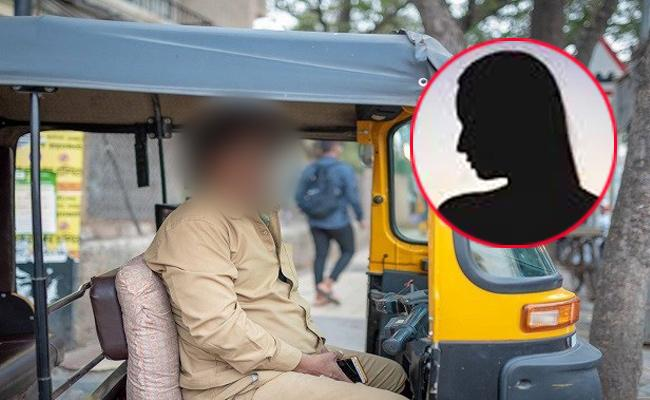 Woman Flashed At By Auto Driver In Mumbai   - Sakshi