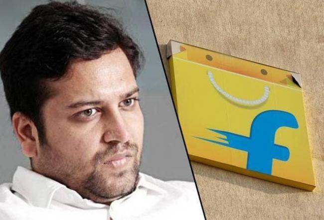 Binny Bansal sells 531 crore Flipkart shares to Walmart - Sakshi