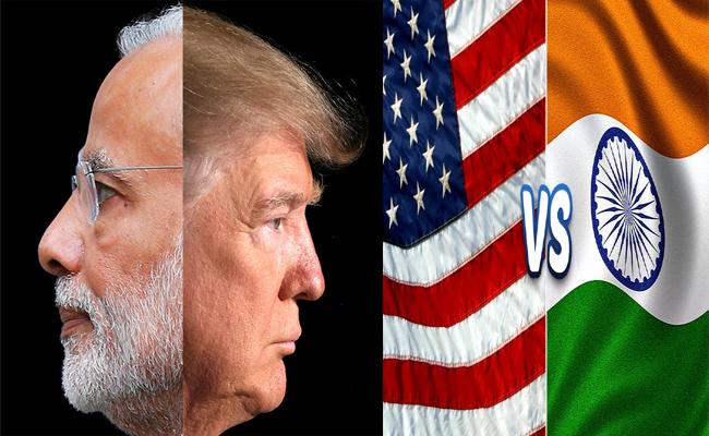 Usa Trade War Against India Or Its Own People - Sakshi