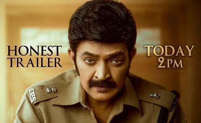 Rajasekhar Kalki Trailer Releasing Late Due To Technical Issue - Sakshi