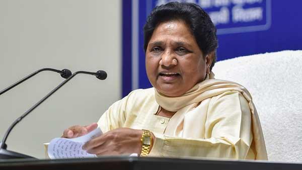 BSP Severs Alliance With SP - Sakshi