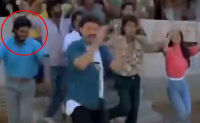 Puri Jagannadh Act In ShIva Movie - Sakshi