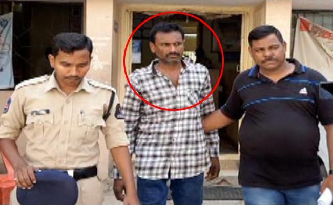 Man Molestation On Women In Ladge - Sakshi