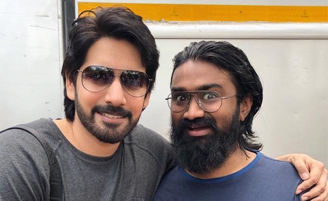 Sushanth Again Enter Into Allu Arjun ANd Trivikram Movie Shooting - Sakshi
