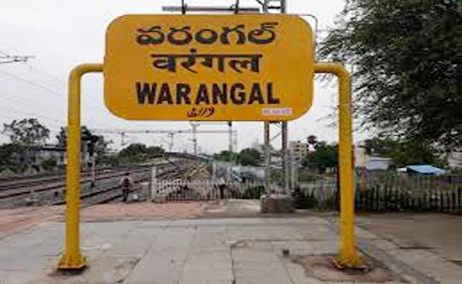 Nannapuneni Narender Demand For Two New Districts In Warangal - Sakshi