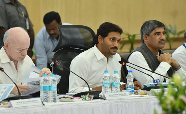 CM YS Jagan Instructed To Collectors Conduct  Every Monday as Grievance Day - Sakshi
