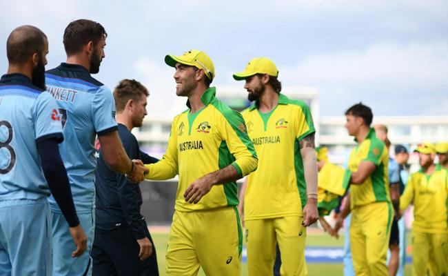 England Win Toss And Elected To Bowl - Sakshi