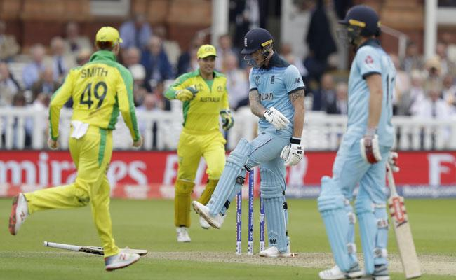 World Cup 2019 Australia Beat England By 64 Runs - Sakshi