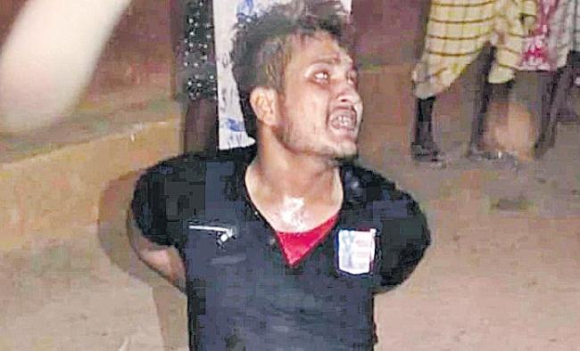 jharkhand mob attacks on man dead - Sakshi