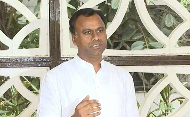 Komatireddy Raj Gopal Reddy Response On Audio Call Leak - Sakshi