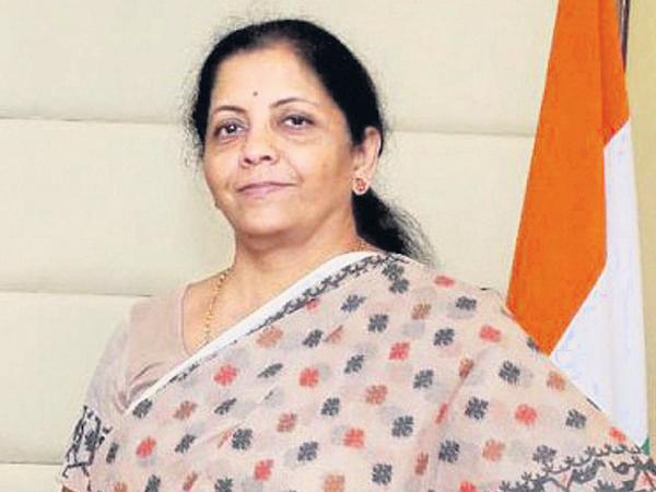 Nirmala Sitharaman Comments On AP Special Status Issue - Sakshi