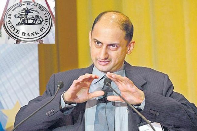 RBI Deputy Governor Viral Acharya resigns - Sakshi