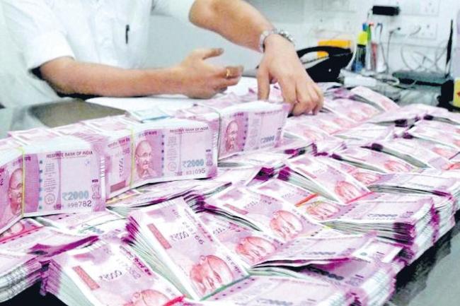 34 lakh crores of black money abroad - Sakshi