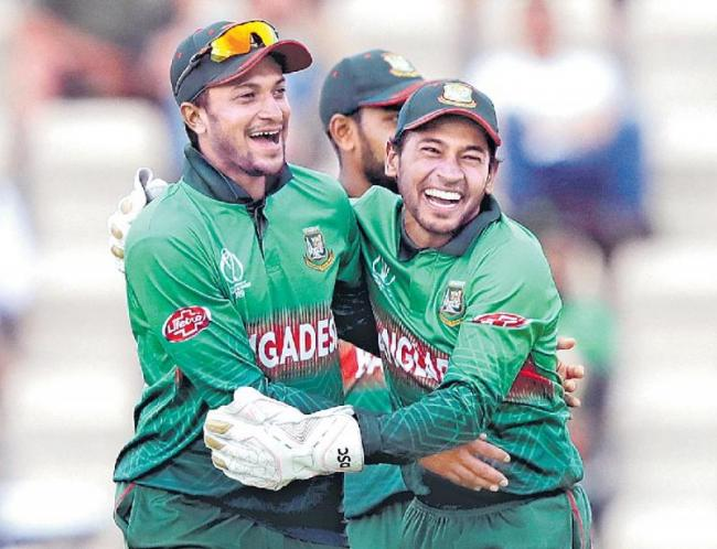 Bangladesh beat Afghanistan by 62 runs - Sakshi