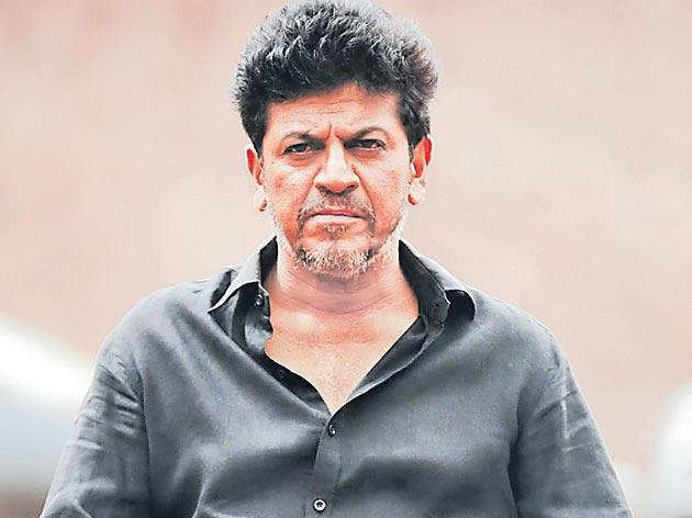 Shivarajkumar to go to London to treat injured shoulder - Sakshi