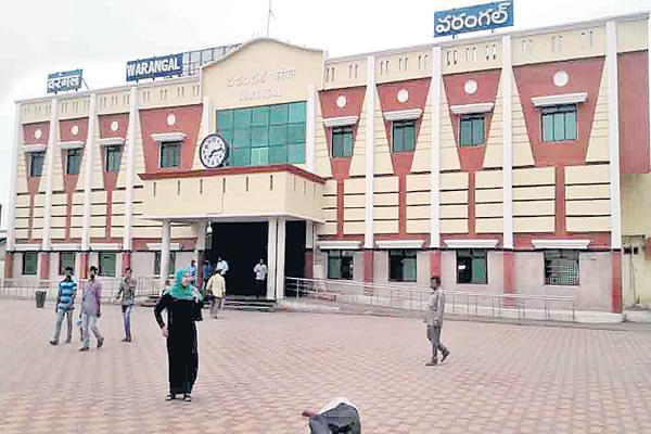 Reorganization of Warangal districts - Sakshi