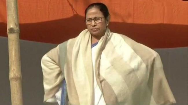 Mamata Banerjee Says India Went Through Super Emergency In last Five Years   - Sakshi