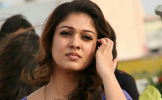 Nayanatara Did Not Cast Her Vote In Nadigar Sangam election - Sakshi