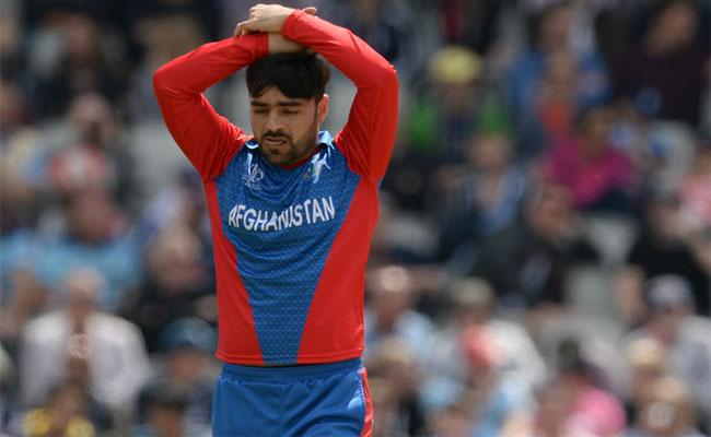 World Cup 2019 Gulbadin Frustrated With Rashid Poor Performance - Sakshi